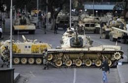 История творится на площади Тахрир