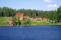 Турбаза Энгозеро — Лоухский район Карелии