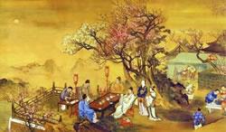 Магическая сакральность китайского пространства во времени