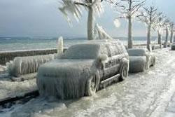 Зима на Острове Свободы