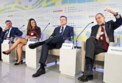 Украина расскажет Давосу, куда будет идти после выборов