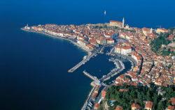 Застывшие во времени города Хорватии